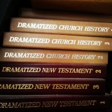 dramatized church history