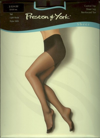 Preston & York Pantyhose