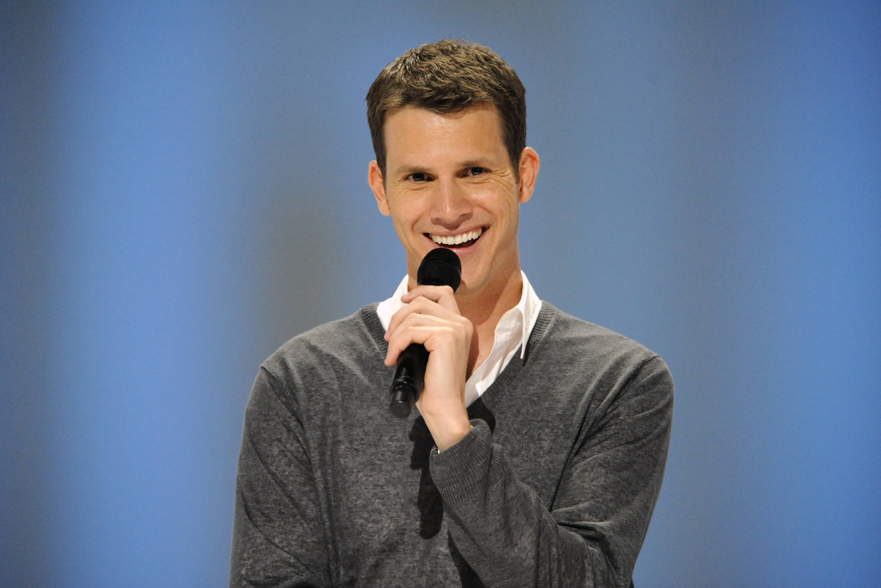 """Comedy Central Presents: """"Daniel Tosh: Happy Thoughts"""""""