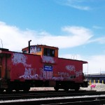 The Secret Life of A Caboose