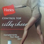 Hanes Pantyhose from Walmart