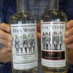 Steve Conlin – Five Wives Vodka
