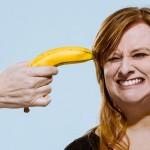 Comedian Melissa Cobra Merlot