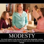 Mormons and Modesty