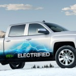 David West, Via Motors, 100mpg Chevy Silverado