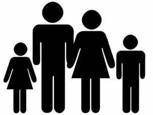 family stencil