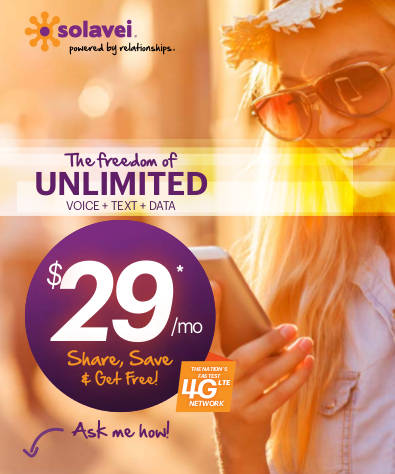 solavei Sizzle Card - Freedom of Unlimited 29 - Sunglasses - 400wide