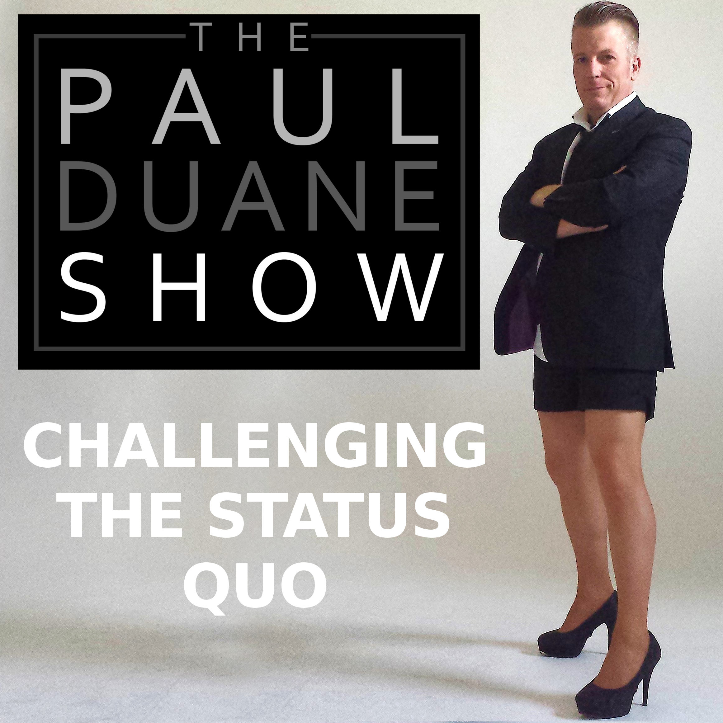 The Paul Duane Show Podcast