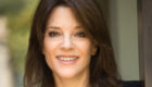 Author & speaker Marianne Williamson